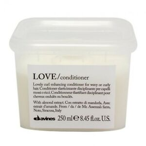 DAVINES LOVE LOVELY CURL ENHANCING CONDITIONER WAVY & CURLY HAIR 250ML (one pcs)