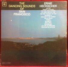 Ernie Heckscher - The Dancing Sounds Of San Francisco LP Mono CL 2256 Play NM