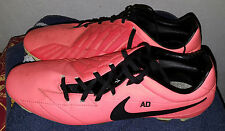 NIKE TOTAL 90 LASER IV BRIGHT MANGO/BLACK/TOTAL CRIMSON TAGLIA EU 42,5 UK 8 RARE