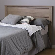 South Shore Fynn Headboard- Full- Rustik Oak New