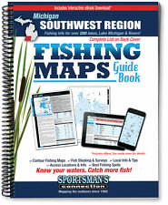 Southwest Michigan Fishing Map Guide | Sportsman's Connection