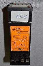 Gefran einschaltverzögertes relés de tiempo (1 cambiador/1 schlieser) (d.302)