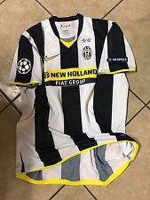 Italy Juventus Player Issue Del piero (Era) Jersey  Nike Shirt  Football Maglia