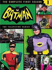 Batman TV Series Complete 1st First Season 1 One ~ BRAND NEW 5-DISC DVD SET