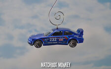 1994 BMW M3 GTR Christmas Ornament 1/64 Adorno Racing E30 NEW M-3 M