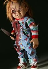 Royaume-Uni Sideshow lifesize Seed of Chucky Good Guy Doll Movie Replica Prop Childs Play