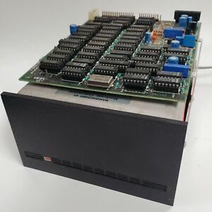 Vintage Heathkit H-100 Computer Miniscribe II (Model 2012) Hard Drive & Board