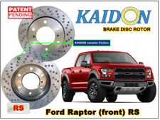 "Ford Raptor F150 disc rotor KAIDON (front) type ""RS"" spec"