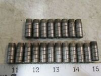 "20-Alloy Steel Pull Dowel Pins 3/8x1"" Spiral Groove"