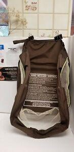 Graco  Stroller Model 7132FN3 Storage Bag Organizer Compartment Underseat Brown.