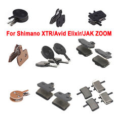 1/2Pairs Bike Bicycle Disc Brake Pads for Shimano XTR M985/Avid BB7 BB5/JAK ZOOM