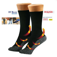 35 Below Herren Sneaker Socken Thermosocken Winter Kurzsocken Arbeitssocken Neu