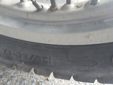 ORIGINAL KAWASAKI KLE500  KLE 500 Hinterrad Rear Wheel Back Wheel Rueda trasera