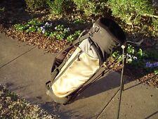 Knight Lightweight Dual Harness Strap Stand Golf Bag