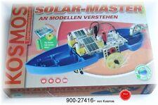 900-27416  -  Solar-Master  - Experimentierkasten - Kosmos-Verlag - Neu in OVP