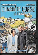 DVD ZONE 2--L'ENQUETE CORSE--CLAVIER/RENO/BERBERIAN