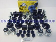 Suits Ford Cortina TE SUPER PRO Front & Rear Suspension Bush Kit SUPERPRO