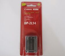 Genuine Canon Battery Pack BP-2L14 for Canon vixia hv40, hv30 and hv20 OEM