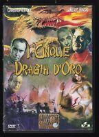 EBOND I cinque draghi d'oro DVD D567213