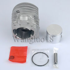 46mm Cylinder Piston Pin Kits For Husqvarna 55 51 Chainsaw Parts New