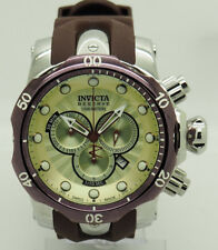 Mens Invicta Reserve 13881 Venom Chronograph Date Silicone 52mm Wrist Watch