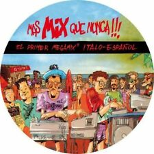 MAS MIX QUE NUNCA- VARIOS - VINILO - PICTURE DISC [LP]