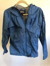 Women's Outdoor Research Optimizer Jacket Small Blue