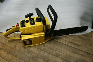 VINTAGE  MCCULLOCH PRO MAC 700 CHAINSAW