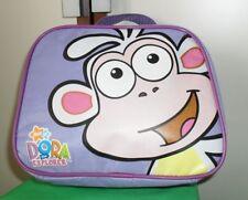 Dora the Explorer SET: PURPLE Lunch Bag & Lunch Box BPA free