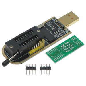 CH341A USB Programmer EEPROM FLASH BIOS  Writer Burner 24 25 Serie USB to TTL