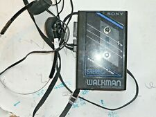 Sony Walkman cassette player WM25