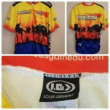 Louis Garneau Nytro Hawaii Cycling Jersey SIze XXL
