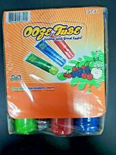 Kidsmania's Ooze Tube Liquid Candy  Box/12-4oz
