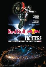 Red Bull X Fighters - International Freestyle Motocross 2008 (DVD, 2009, NEW)
