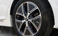 Left Right Carbon Tuning Wheel Sticker 17'' 1Set For Kia Optima : K5 Hybrid