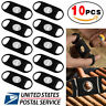 10 x Pocket Cigar Cutter Stainless Steel Double Blades Guillotine Knife Scissors