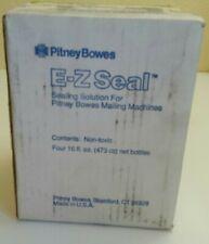 Pitney Bowes E-Z Seal Sealing Solution, 601-0 box of 4 X 16 fl. oz