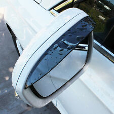 FIT FOR 2013- FORD FUSION RIO DOOR SIDE MIRROR RAIN GUARD VISOR SHADE REAR VIEW