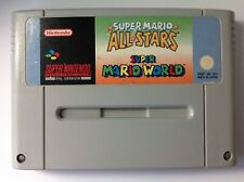 Super Mario World / Super All-Stars Allstars SNES Super Nintendo S346D