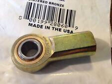 Rod End Spherical 3/8 -24 Oilite Race Female Tie Link Heim Chrome ball joint New