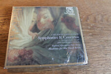 Carl Philipp Emanuel Bach - Symphonies & Concertos [CD Album] HM NEU OVP BERLIN