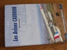 18$$ Livre Les Avions CAUDRON André Hauet Collection Histoire Aviation n°11 T1