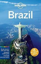 BRAND NEW  Lonely Planet Brazil by Lonely Planet Paperback