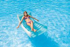 Schwimmliege Rocking Lounge Wasserliege Badeinsel Luftmatratze Intex 58856