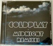 Coldplay - Midnight. Remixes (Maxi-Single, Promo, 9 tracks) 2014 RARE!