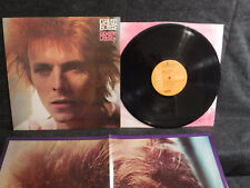 David Bowie, Space Oddity, RCA Victor Records LSP 4813, 1972 POSTER, Glam Rock