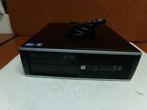 HP Compaq 8200 Elite Desktop i5-3470 CPU, 8GB RAM, 465GB HDD, 3.2Ghz