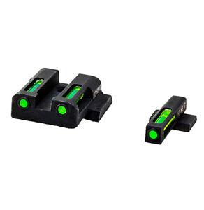 HIVIZ Sight Systems LiteWave H3: S&W M&P Shield 9mm,40 S&W, .45 cal  (MPSN321)
