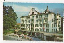 Interlaken Hotel Interlaken Switzerland Postcard 964a