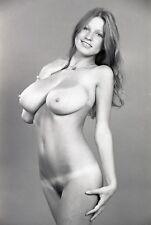 Roberta Pedon Desnudo 2400Dpi Scan desde Original Negativas por Kirk Juego 53B#1